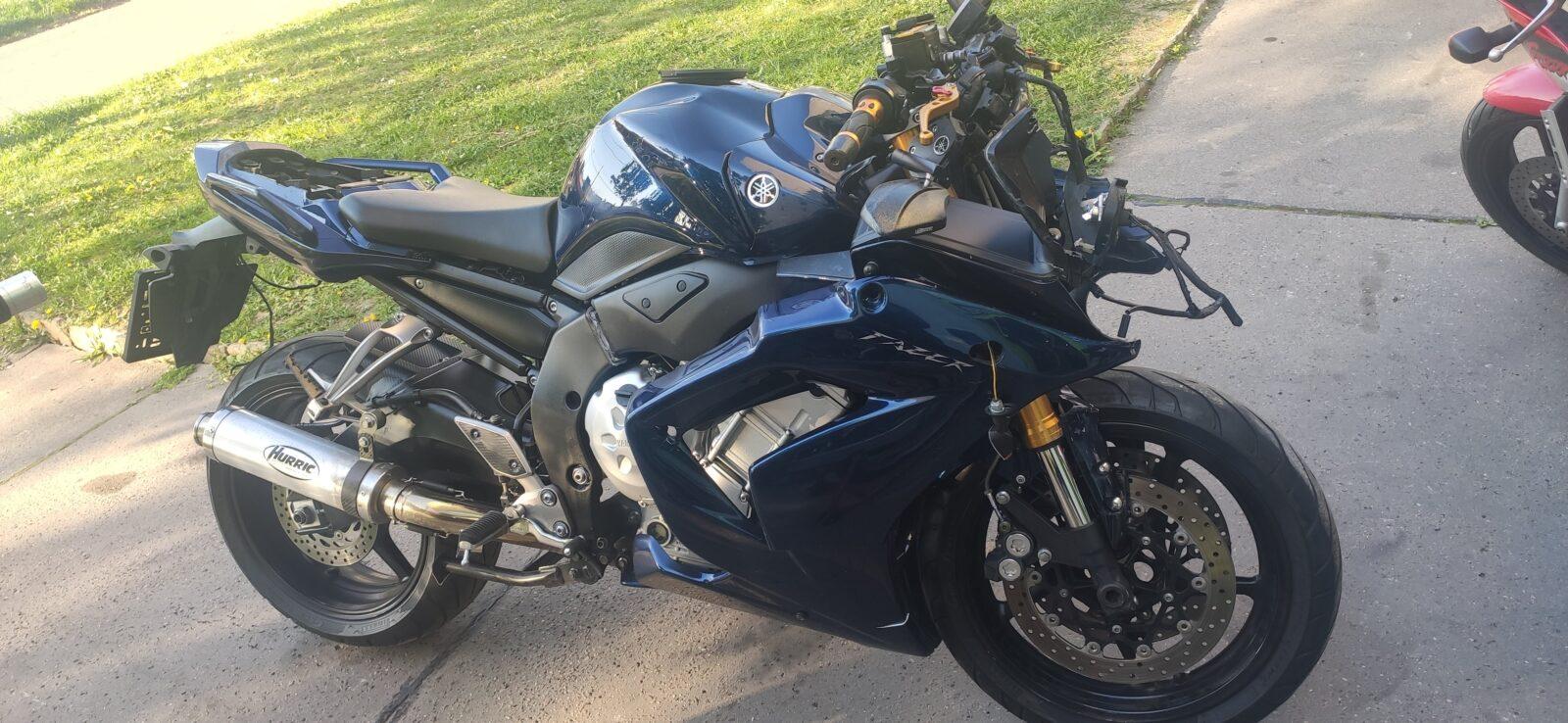 Unfall Motorrad Verkaufen